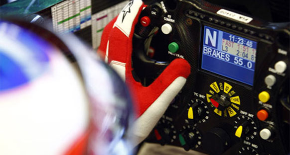 F1 direksiyonunun sırları