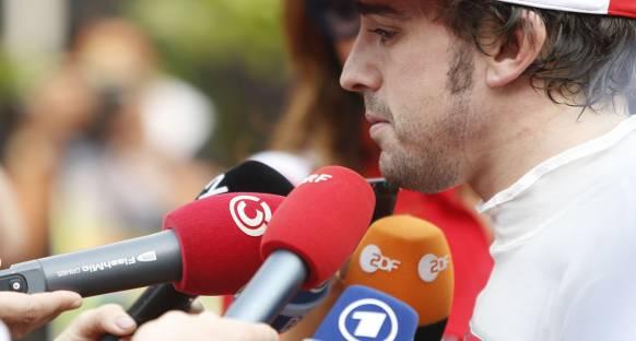 Alonso: 'Schumacher'e cezayı bekliyordum'