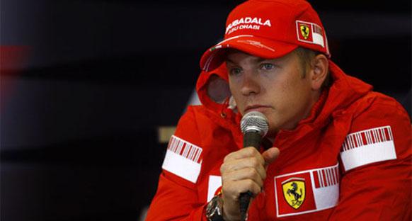 Raikkonen: 'Ferrari'de kriz yok'