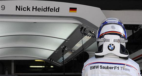 Heidfeld Hockenheim'da kazanmak istiyor