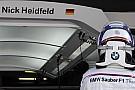 Heidfeld: 'Amacım Kubica'ya yetişmek değil geçmek'