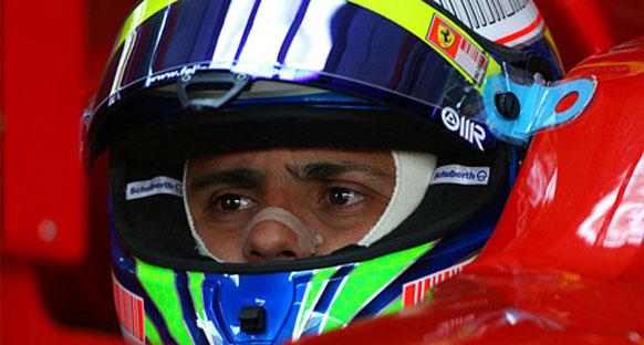 Massa: 'Ferrari beklenenden daha yavaş'