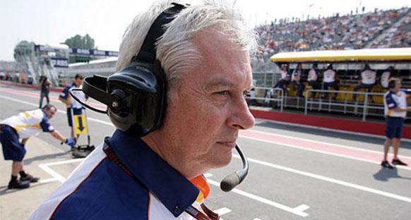 Symonds: 'Renault agresif yaklaşımını sürdürmeli'