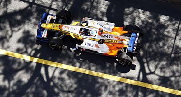 Alonso Monako'dan pişman değil