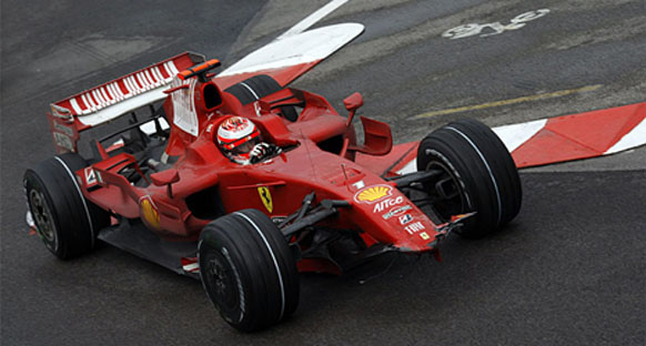 Ferrari Kanada için iddialı