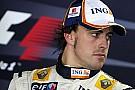 Alonso GPDA'ya ilgisiz kalan pilotlara tepki gösterdi