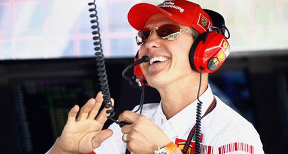 Schumacher Mosley tartışmalarına girmek istemedi