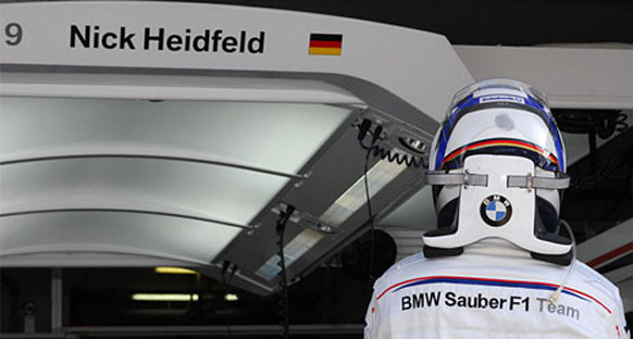 Heidfeld yarış kazanmak istiyor