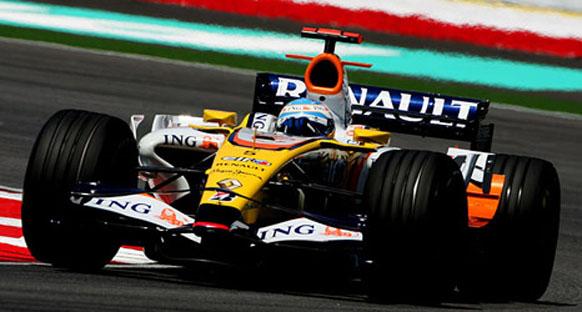 Piquet başarılı programıyla göz doldurdu