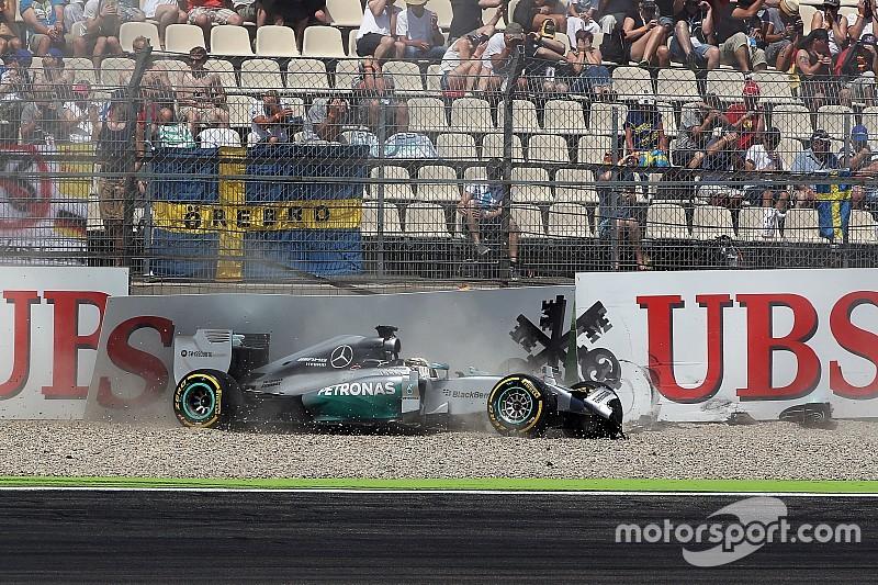 Хэмилтон убежден, что Ф1 должна оставаться опасной