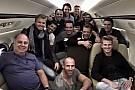 Monaco'da yaşayan pilotlardan toplu Sochi çıkarması