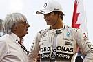 Rosberg, Instagram'da Ecclestone'ın 'geveze' lafına takıldı