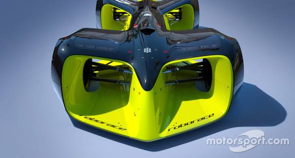 Roborace araç özellikleri ve motor üreticisi açıklandı