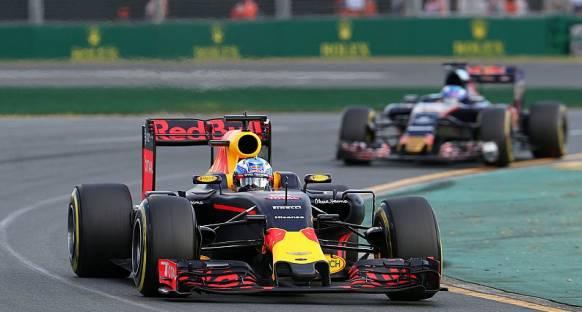 Red Bull'un Bahreyn'den beklentileri yüksek