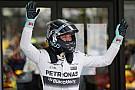 2016 sezonunun açılışı Nico Rosberg'den