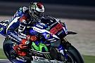 MotoGP Katar: İlk antrenmanlarda Lorenzo Rossi'nin önünde