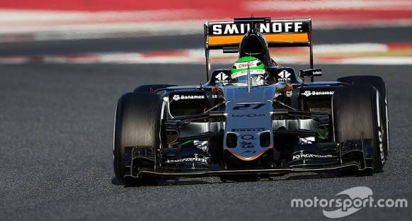 Force India kısa dönemli araç modifikasyonları yapmayı planlıyor