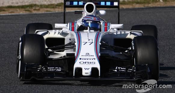 Williams, yeni burnu Bahreyn'e yetiştirmeyi hedefliyor