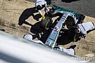 Rosberg lider - Mercedes testlerde ağırlığını hissettirmeye başladı
