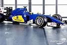 Sauber 2016 aracını tanıtıyor
