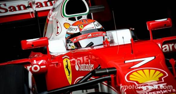 Raikkonen, 'Yeni Ferrari şimdiden 2015 aracından daha iyi'