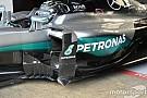 Mercedes radikal parçaları ortaya çıkardı