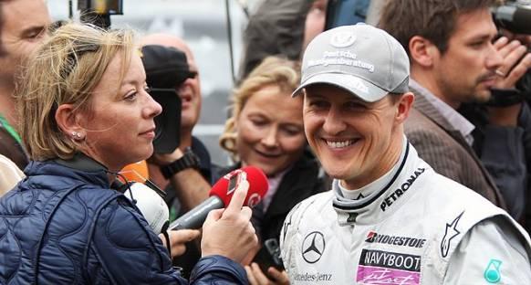 Kehm: Umarım Schumacher bir gün geri dönecek