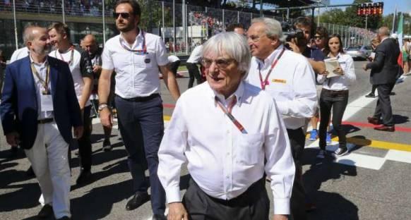 Ecclestone: Monza'nın kaderi benim elimde değil