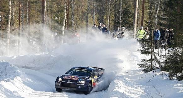 İsveç rallisi kısaltılmış bir şekilde yapılacak