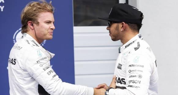 'Rosberg çifte dünya şampiyonu olabilirdi'