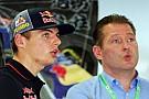 Verstappen yarış kariyerini bitirdi