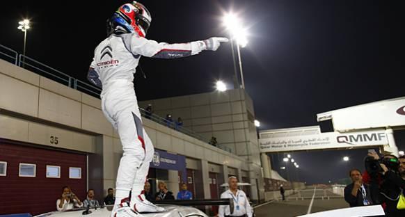 Katar'da WTCC sezonunun son yarışları Lopez ve Muller'in oldu