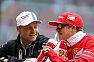 Bottas Raikkonen'le kazalarının ardından taraftar tepkisinden çekinmiyor