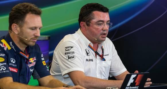 McLaren: Red Bull'un motor durumuna -hayır kurumu değiliz- dedi