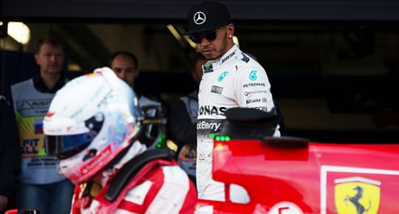 Hamilton: Bir Ferrari Patlaması Formula 1 İçin İyi Olur