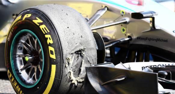 Pirelli ve FIA pist temizleme araçları üstünde çalışıyorlar