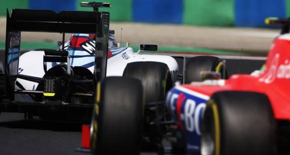 Manor, Williams ile Teknik Ortaklıkta Anlaştı