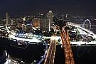 Singapur GP'de tek sorun yoğun sis ihtimali