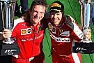 Ferrari Allison'ın sözleşmesini uzattı
