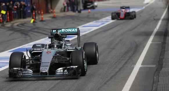 Mercedes, start sorununa çözüm arıyor