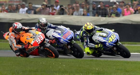 Rossi: Rakiplerim zayıf değil