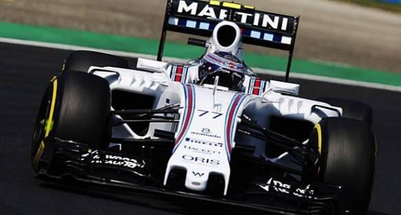 Bottas, Macaristan GP'de de yeni ön kanadı kullanacak