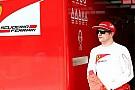 Raikkonen, 2016'da da Ferrari'de kalmak istiyor