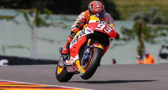 Marquez kazandı, Honda duble yaptı!