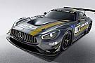 Yeni Mercedes SLS AMG GT3 piste iniyor