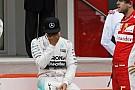 Mercedes Hamilton'dan özür diledi
