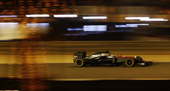 2015 Bahreyn Grand Prix 3. Antrenman turları Canlı