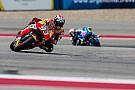 Amerika'da Marquez kazandı