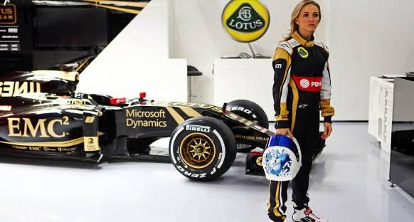 Ecclestone'dan kadınlar şampiyonası önerisi