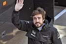 Alonso hastaneye kaldırıldı